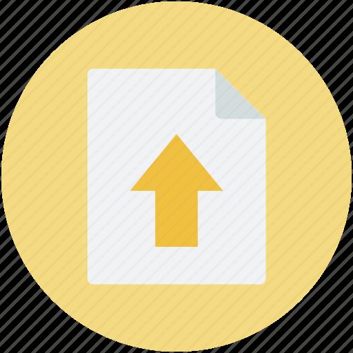 computing, data uploading, page, upload, upload symbol, uploading, web element, webpage icon