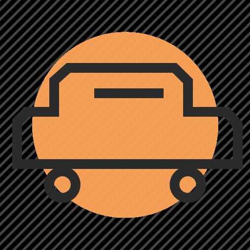 auto, automobile, car, delivery, machine, vehicle, web icon