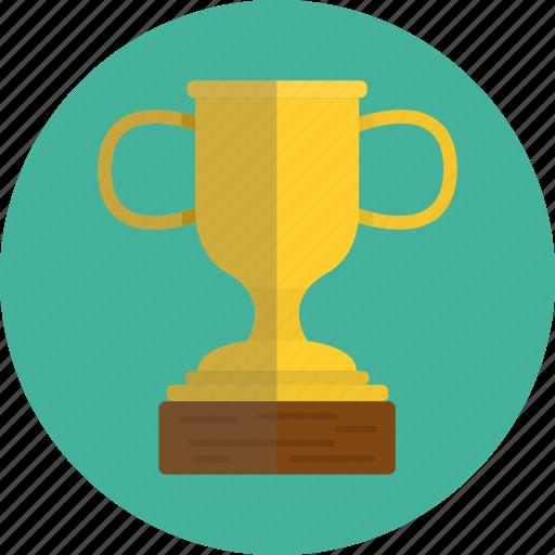 award, cup, reward, win icon