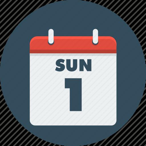 Calendar, day, ...