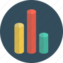 chart, results, statistics, stats icon