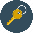 key, open icon