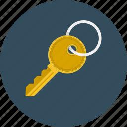 key, open icon
