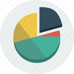 chart, pie, pie chart, statistics, stats icon