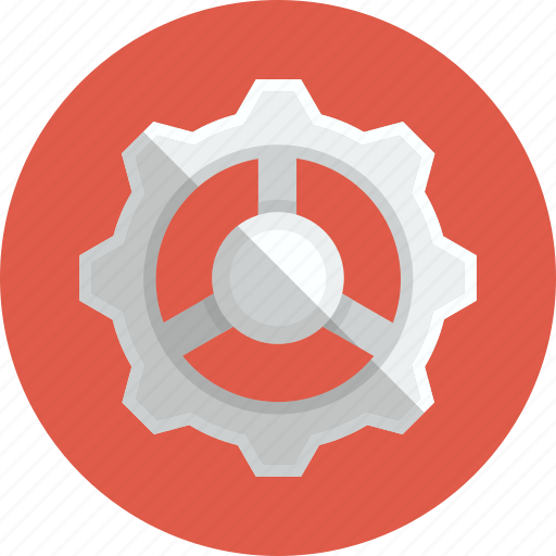configuration, settings icon
