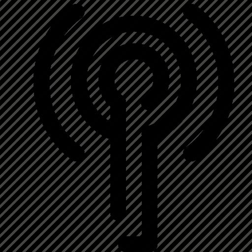 internet, signal icon