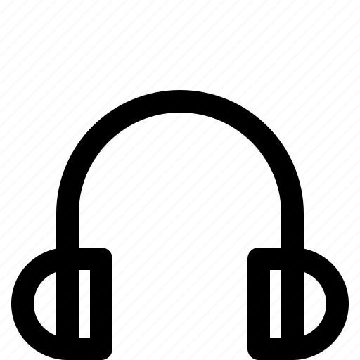 headphones, listen, music, noise, sound, volume icon
