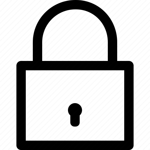 locked, padlock, safe, secure icon