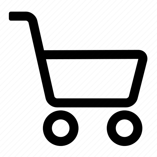cart, online, shopping, web icon