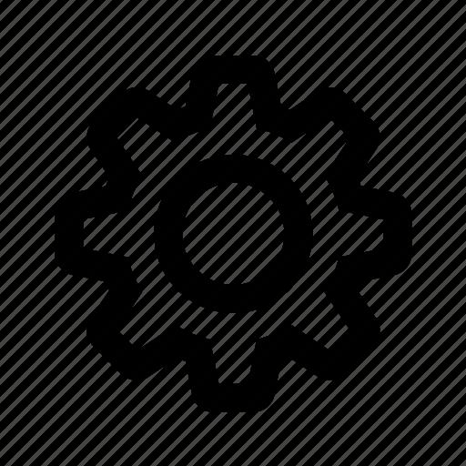 configure, gear, setting, web icon