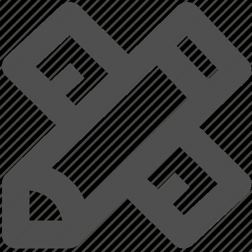 app, edit, pen, ruler, web, website icon