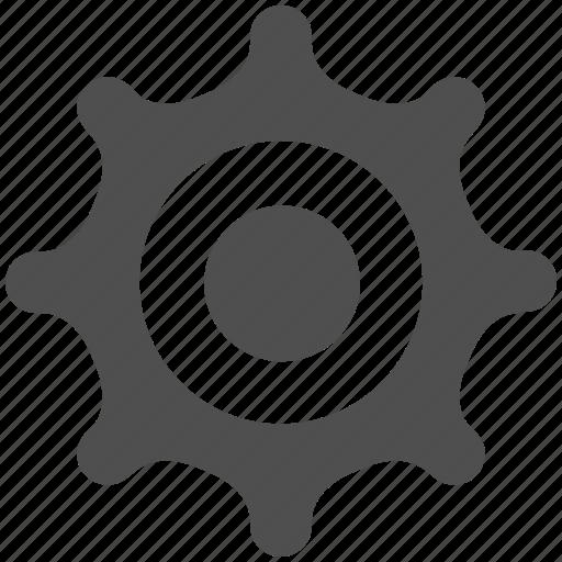 app, gear, set, setting, web, website icon