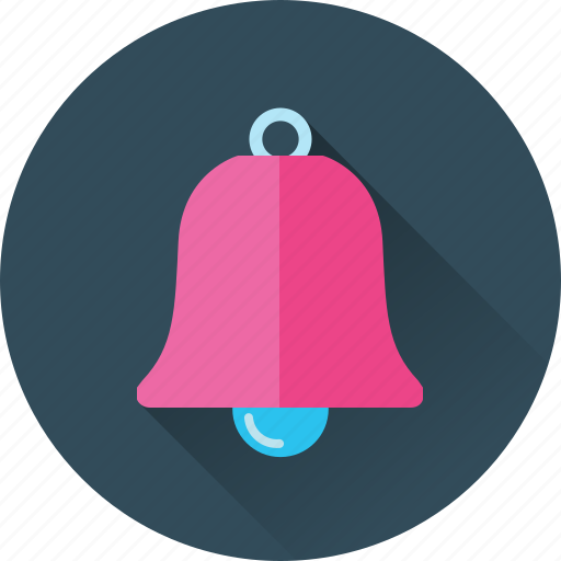 alarm, alert, bell, message, notification, ring, sound icon