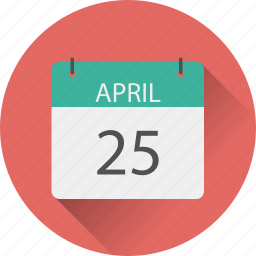 calendar, clock, date, day, event, month, schedule icon