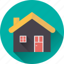 home, house, web icon