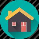 home, house, web icon