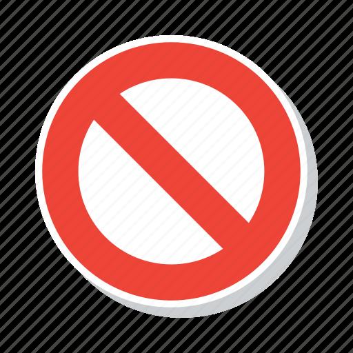 alert, caution, danger, error, exclamation, stop icon