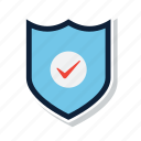 insurance, lock, password, protection, secure, shield icon