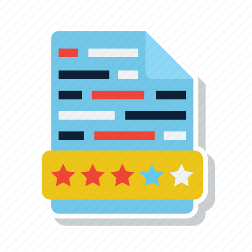 document, extension, file, format, page, sheet icon