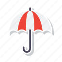 insurance, protection, rain, safety, shield, umbrella icon
