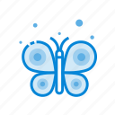 butterfly, creative, design icon
