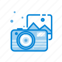 graphic, image, photography icon
