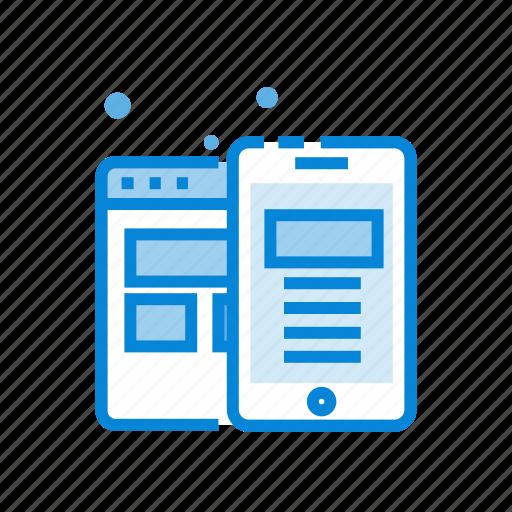 design, phone, ui, ux icon