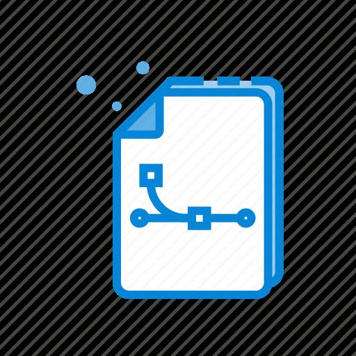 digital, file, format icon