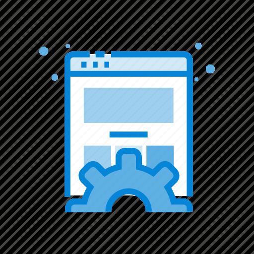 development, web, website icon