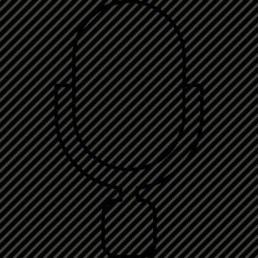 mic, mobile, multimedia, web icon