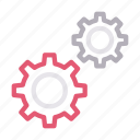cogwheel, configure, gear, preference, setting icon