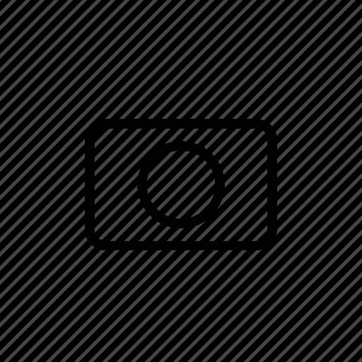 cam, camera, camera device, camera outline, photo camera icon