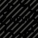 sticker, add, promo, star