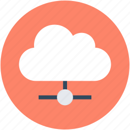cloud computing, cloud network, cloud networking, cloud sharing icon