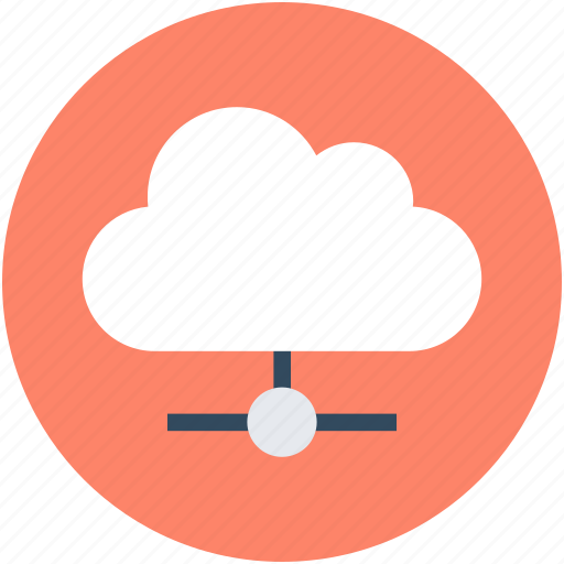 Cloud computing, cloud network, cloud networking, cloud sharing icon - Download on Iconfinder