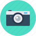 digital camera, flash camera, image, photo camera, photography icon