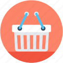 basket, online store, purchase, shopping, shopping basket icon