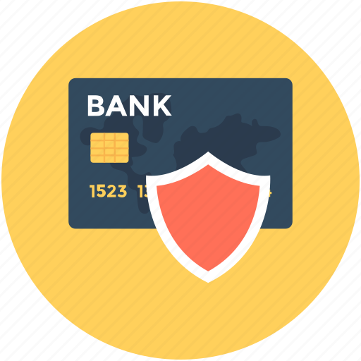 card protection, credit card, credit card protection, protection shield, shield icon