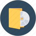 cd, cd box, cd envelope, cd pack, dvd icon