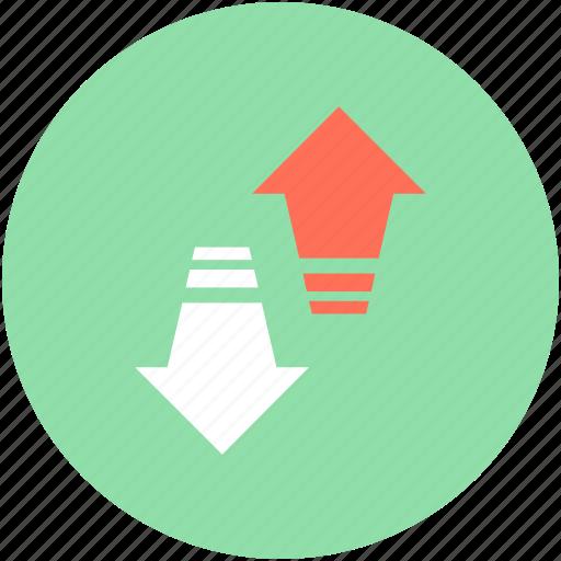 arrows, arrows direction, arrows indication, arrows pointing, up arrow icon