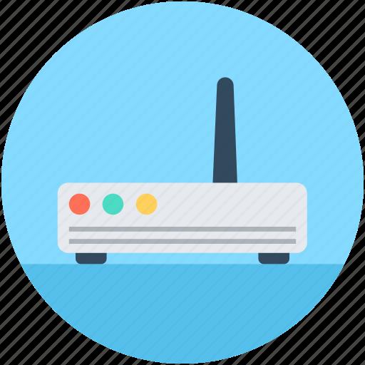 modem, router, wifi, wifi modem, wlan icon