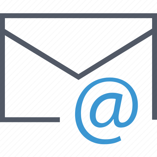 communication, email, internet, mail icon