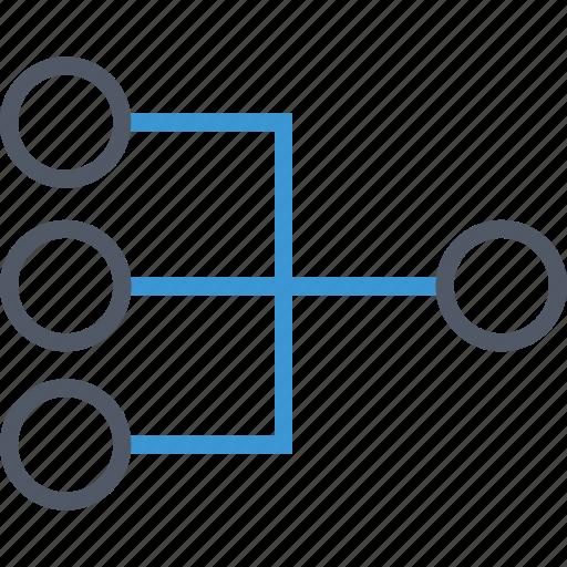 communication, connection, data, database icon