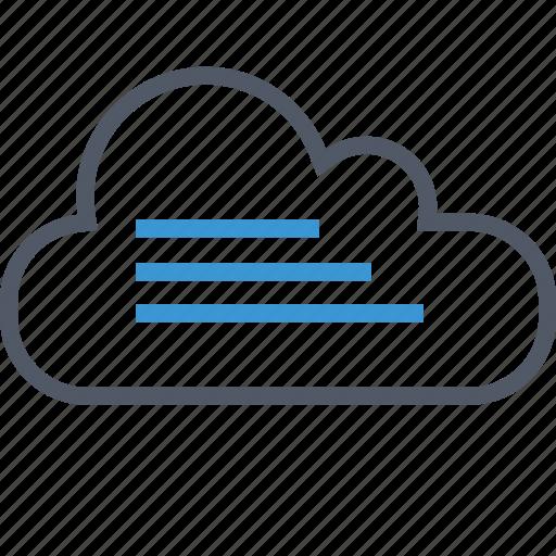 cloud, data, database icon