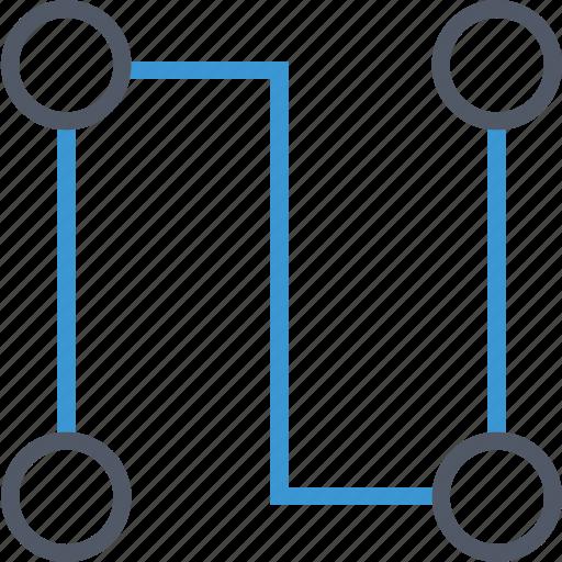 communication, data, database icon