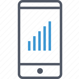 data, database, signal, wifi icon