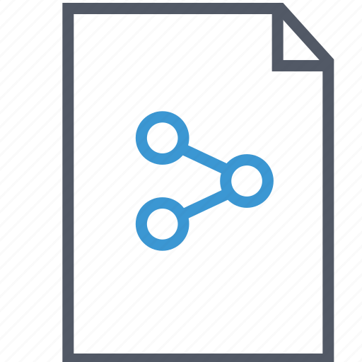 data, database, document, page icon
