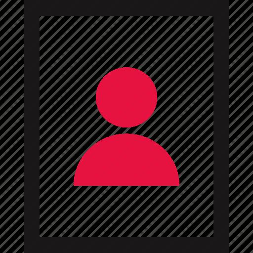 communication, online, person, profile, user icon