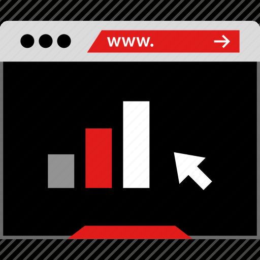clikc, online, sale, www icon
