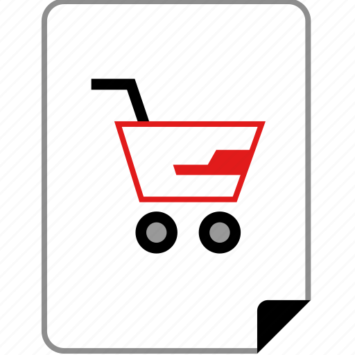 business, cart, shopping icon